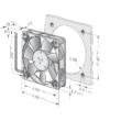 ebmpapst 514 F ventilátor