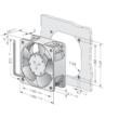 ebmpapst 612 NHH-118 ventilátor