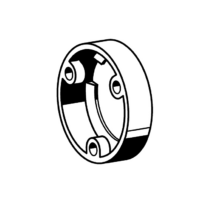 Weller LR 21 pákához szigetelőgyűrű