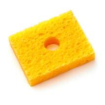 Weller tisztító szivacs 70x55x16 mm