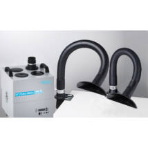 Weller Zero Smog 4V KIT 2 Funnel füstelszívó készülék