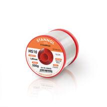 Stannol Sn60 Pb40, 0,5mm forrasztó huzal 500g