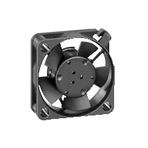EBMPAPST 252N 25x25x8 mm DC 12V ventilátor