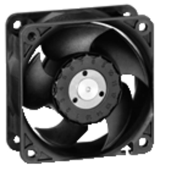 ebm papst-624 HH ventilátor
